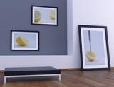 Atelier Zitronen Rendering poster