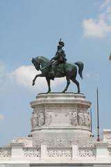 Statua equestre di Vittorio Emanuele