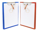 Clipboards with Pencils