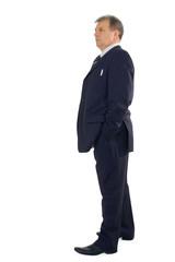 business man full-length