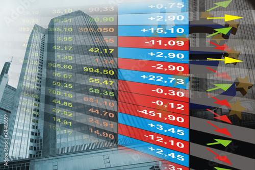 Börse und Euro