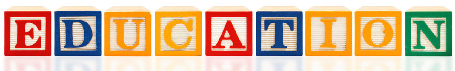 Alphabet Blocks Education