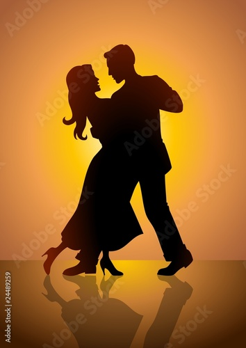 Couples Dancing