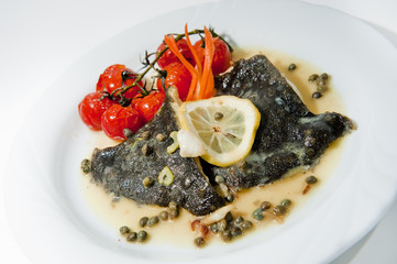pesce in guazzetto II