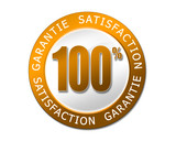 label bronze garantie satisfaction