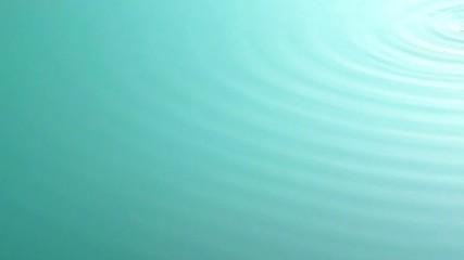 水面の波紋