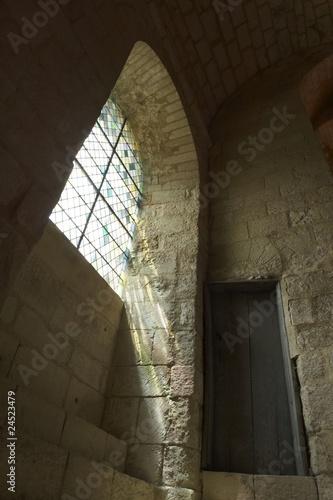 abbaye de nieul sur l'autise en vendée - 24523479