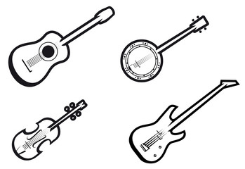 Music instruments