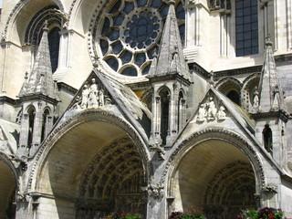 Cathédrale Notre-Dame de Laon (gothique primitif)
