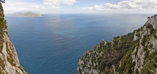 Desde Capri (panorámica)