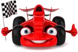 Fototapety Formule un