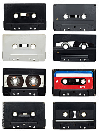 audio tape sound music old grunge
