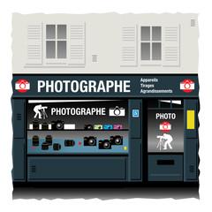 Boutique photo du quartier