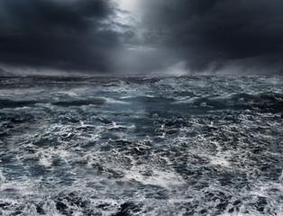 Ocean et Tempete