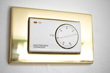 High precision thermostat poster