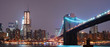 Fototapeta Manhatan - Panorama - Budynek
