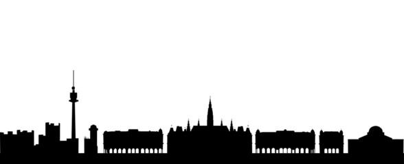 Vienna Skyine