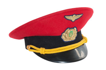railway uniform cap