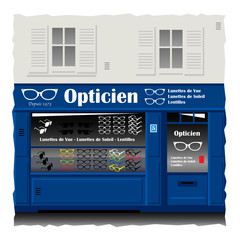 Opticien de Quartier