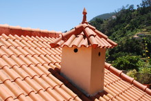 Typowa czapka komin - Madeira