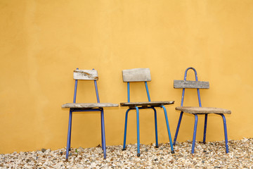 Recycled Design Chairs