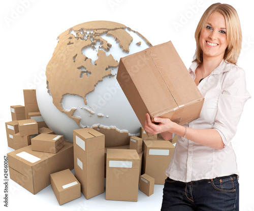 International transportation customer