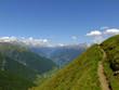 Wanderweg in Südtirol