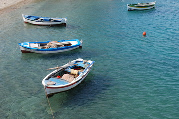 Greece - Samos - Fischerboote