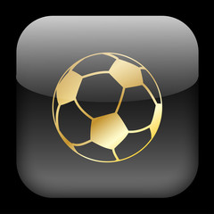SOCCER Button (football ball world cup sport goal live scores)