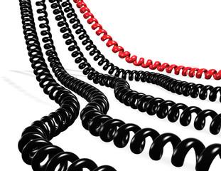 cables de telefono