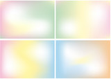 pastel color mix,  vector background