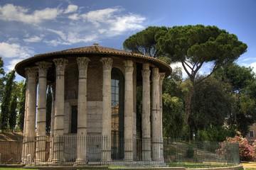 Tempio di Vesta, Roma