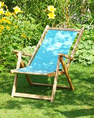 Entspannung im Garten - Relax in the Garden