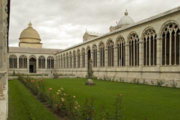 Monumentalfriedhof in Pisa