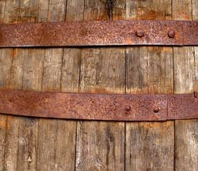 Altes Holzfass