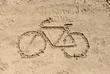 Постер, плакат: велосипед