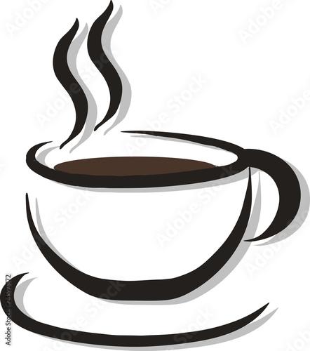 kaffeetasse stockfotos und lizenzfreie vektoren auf bild 24593872. Black Bedroom Furniture Sets. Home Design Ideas