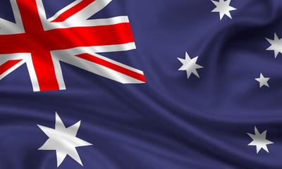 Flag of Australia Australien Fahne Flagge
