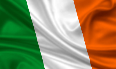 Flag of Ireland Irland Fahne Flagge