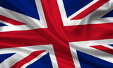 Flag of Great Britain Union Jack Grossbritannien Fahne Flagge