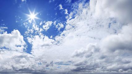 XXXL Blue Sky panorama