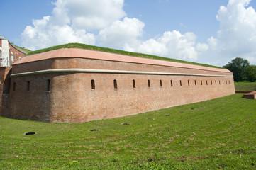 forteca obronna Nadszaniec Zamość