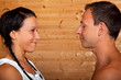 Junge Frau und junger Mann 308