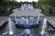 Leinwanddruck Bild - bosquet des trois fontaines