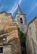 Clocher de l'église de Grillon en Provence