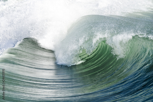 canvas print picture Big ocean wave