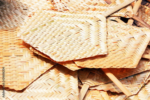 Bamboo Basketry