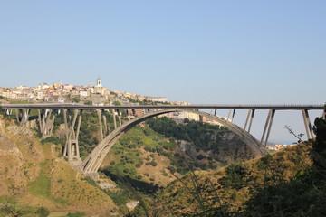 catanzaro - viadotto Morandi