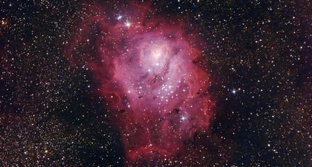 Lagoon nebula, M8