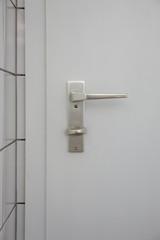 Toilettentür hochformat